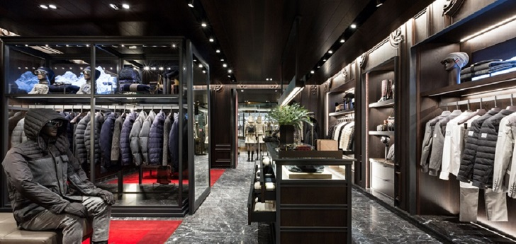 La compañía italiana de moda outdoor ha registrado una cifra de negocio de 995,2 millones de euros, frente a los 872,6 millones de euros que registró en el mismo periodo del año anterior.