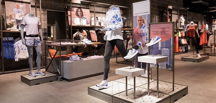 La compañía alemana de moda deportiva ha cerrado los seis primeros meses de ejercicio con una cifra de negocio de 11.392 millones de euros, un 5,4% más.
