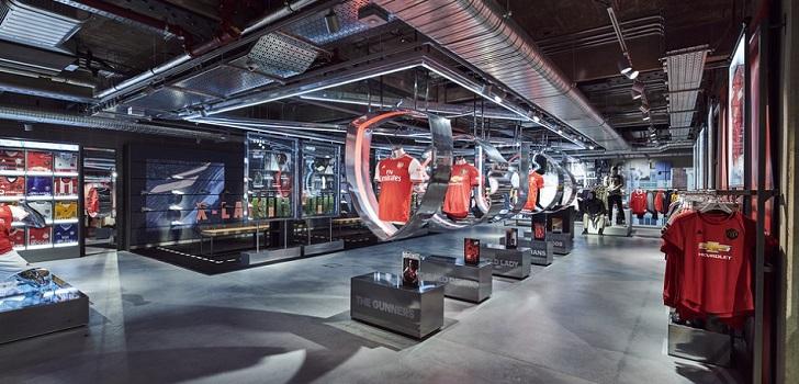 Adidas crece en el mercado británico con un 'flagship' en Londres