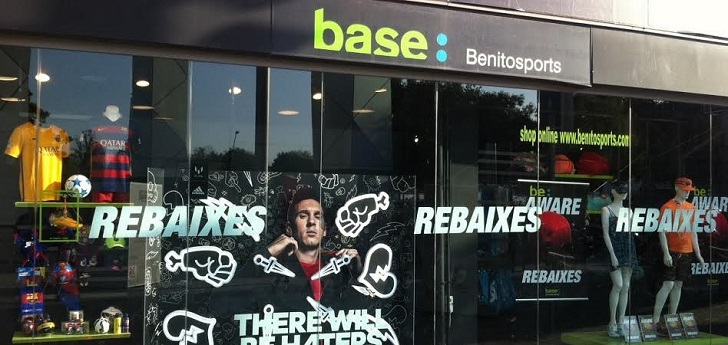 Base entra en Andorra con su primera tienda de Wanna Sneakers