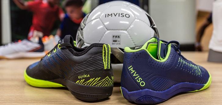 El distribuidor francés de artículos deportivos ha lanzado Imviso, una firma especializada en fútbol sala que también contará con modelos específicos para la mujer.