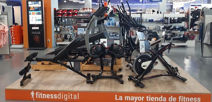Fitnessdigital firmó un acuerdo con Intersport para abrir corners en sus tiendas