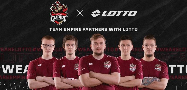 La marca italiana vestirá durante los próximos tres años al equipo ruso, que se acaba de proclamar campeón del mundo de Rainbow Six: Siege.