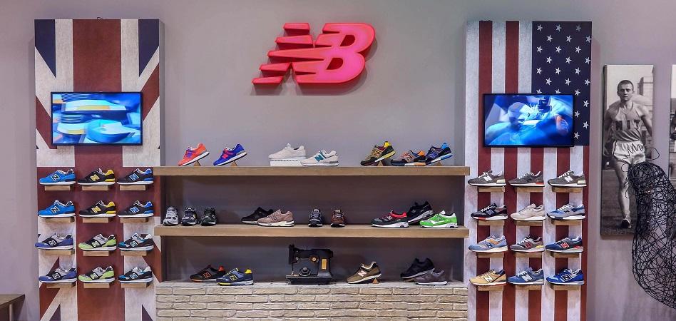 4b4d2d424 New Balance se alía con El Corte Inglés para abrir centros de 'fitness' en