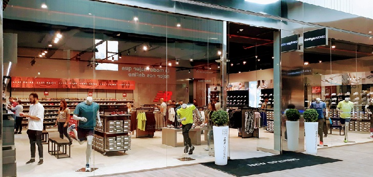 New Balance abre su mayor outlet en la Península Ibérica ...