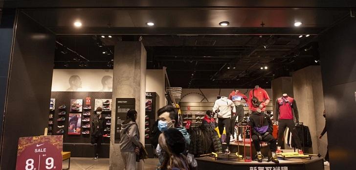 Nike actualiza sus previsiones para el tercer trimestre por el brote del coronavirus