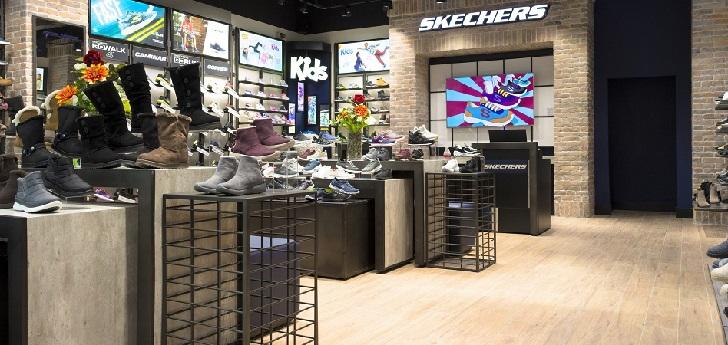 Skechers, doble o nada en Barcelona: abrirá su segunda tienda a pie de calle