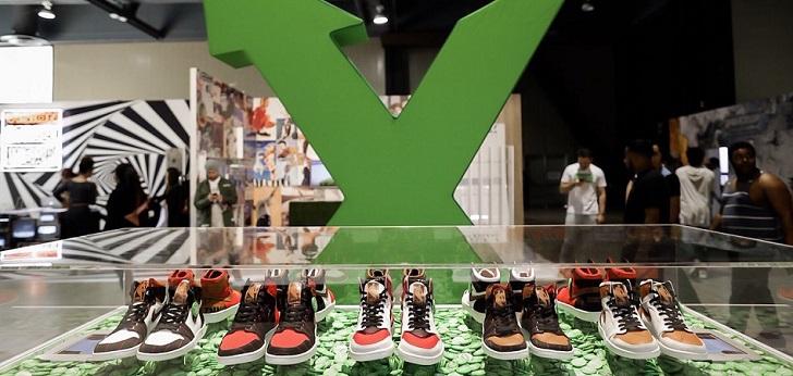 La compañía de reventa de 'sneakers' StockX alcanza una valoración de mercado de 1.000 millones