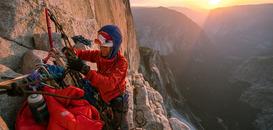 The North Face y National Geographic convierten el plástico en ropa