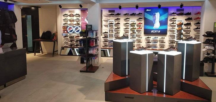 La compañía china de equipamiento deportivo ha vendido parte de su capital, a razón de 5,56 dólares de Hong Kong (0,63 euros), para ampliar su catálogo de marcas internacionales.