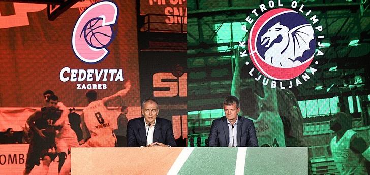 El nuevo equipo abandonará la liga eslovena y participará únicamente en la ABA, donde ya competían ambos clubes, y en la Eurocup, aunque su sede estará en Liubliana.