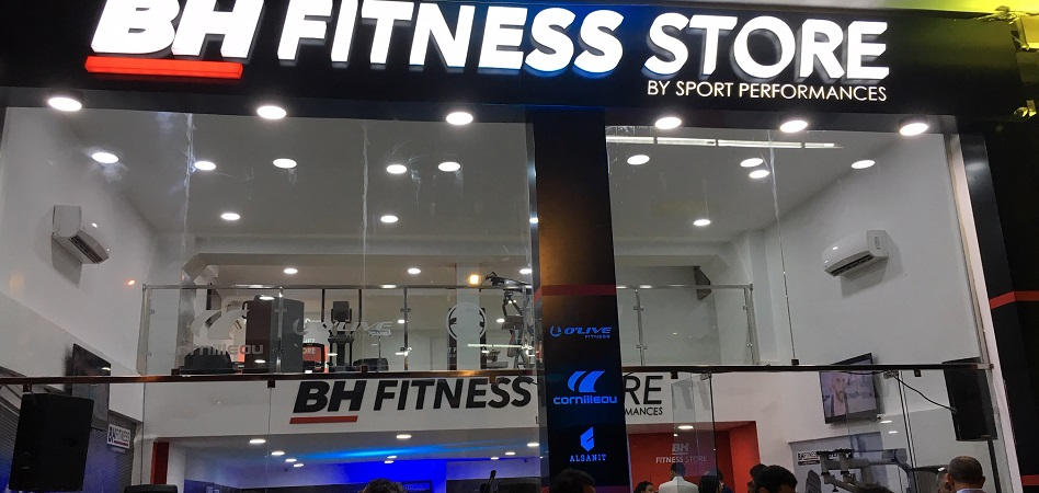 BH Fitness crece en Marruecos con un 'showroom' en Casablanca