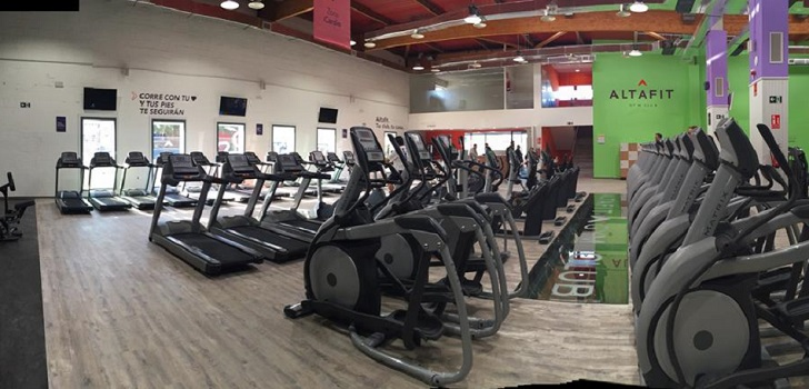 Altafit cerró 2018 con unas ventas de 35 millones de euros gracias a la integración de la cadena Ifitness en su red de gimnasios