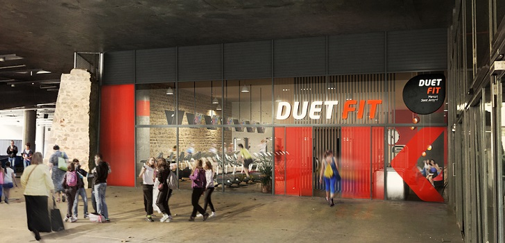 Duet Fit crece en el Mercado de Sant Antoni con un club de 1,5 millones de euros