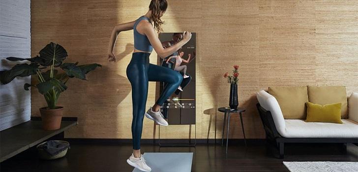Lululemon entra en el capital de Mirror para crecer en el sector del fitness
