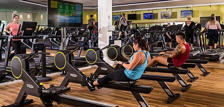 Dinámica, abierta y conectada: la sala de 'fitness' cambia de piel para mejorar la experiencia del cliente
