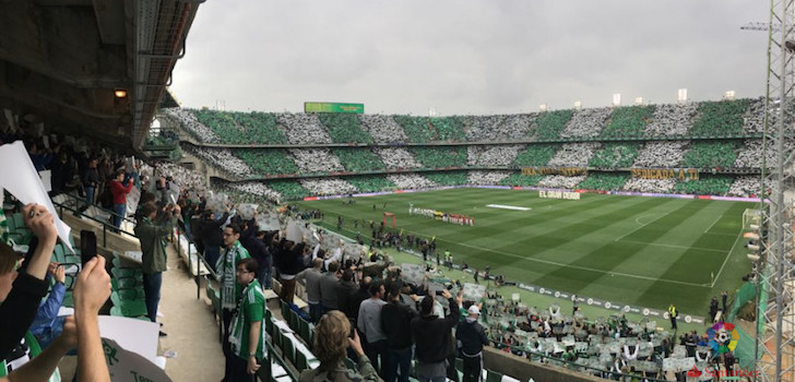 """El Betis negocia con Hewlett Packard para que el Villamarín sea un """"smart stadium"""""""