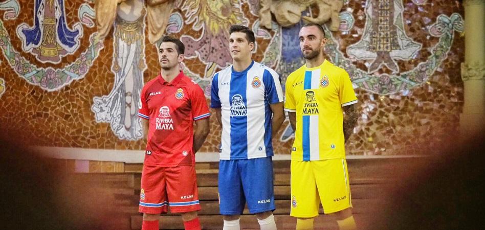 nuevo estilo de mejor sitio ajuste clásico Kelme sitúa al Espanyol como su punta de lanza para crecer ...