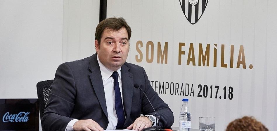 El valencia cf prescinde otra vez de su director de for Valencia cf oficinas
