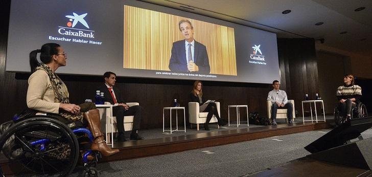 La entidad bancaria, que a finales de 2018 se convirtió en uno de los patrocinadores oficiales del Comité Paralímpico Español, espera reforzar el compromiso con sus atletas para visibilizar su papel dentro del deporte de élite.