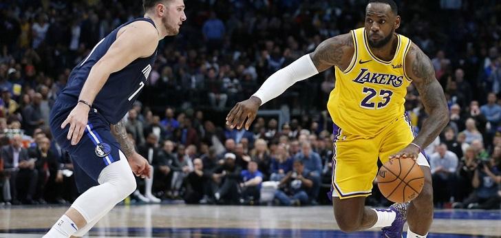 La NBA, más allá de Movistar+: ultima un acuerdo con Dazn para sus retransmisiones en España