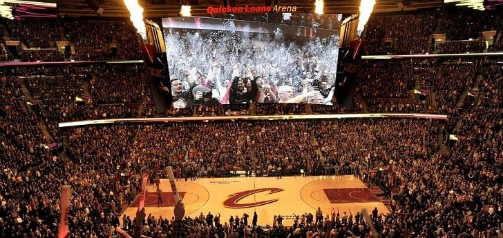 La empresa 3D Digital Venue ha ayudado al equipo de Cleveland a mejorar la compra de entradas para los partidos de NBA, tras una primera temporada marcada por la marcha de Lebron James.