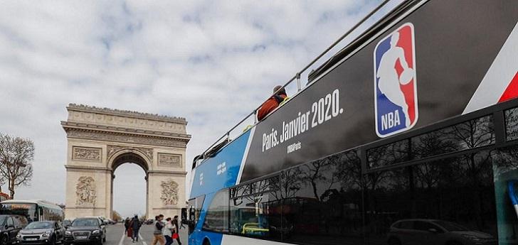 La entidad del baloncesto norteamericano ha anunciado que realizará actividades interactivas para los aficionados de la canasta, como antesala al primer partido de la temporada que se celebrará en la capital francesa.