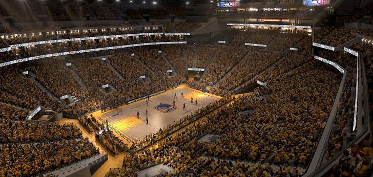 El equipo de la NBA creará una grada de animación en su estadio de San Francisco, que se estrenará la próxima temporada, para mejorar el entretenimiento durante los partidos.