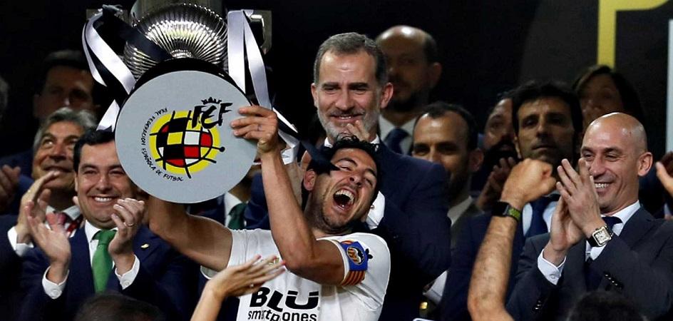La Rfef no tiene ofertas que cumplan sus aspiraciones por los derechos de la Copa del Rey