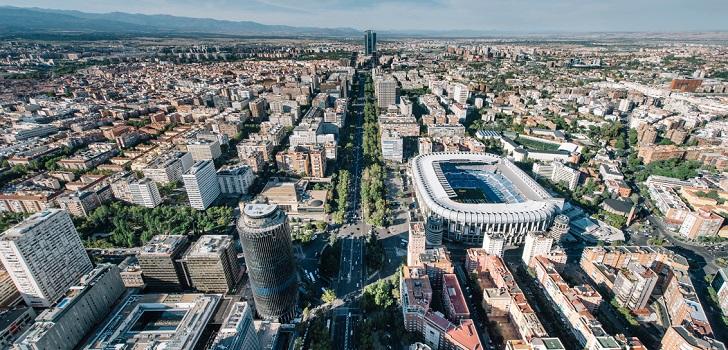 El Ayuntamiento de Madrid ha invertido 14,5 millones de euros en el Estadio de Vallehermoso