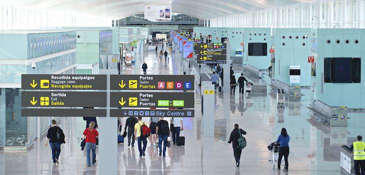 El Barça pagará 3,5 millones hasta 2025 por la exclusiva del fútbol en el Aeropuerto de Barcelona