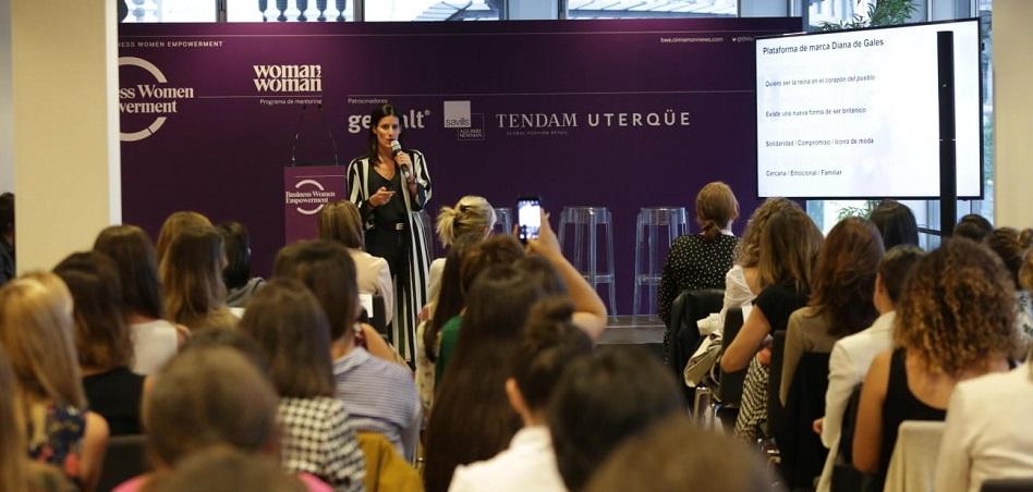 Teresa Azpíroz, consultora en Interbrand