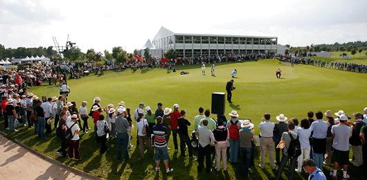 El Golf El Prat es el que más veces ha albergado el Open de España.