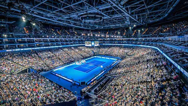 ATP World Tour Finals 600