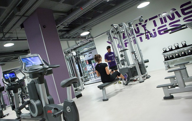 Anytime Fitness Pedralbes 650