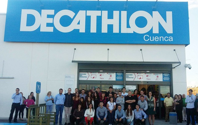 Decathlon Cuenca 650