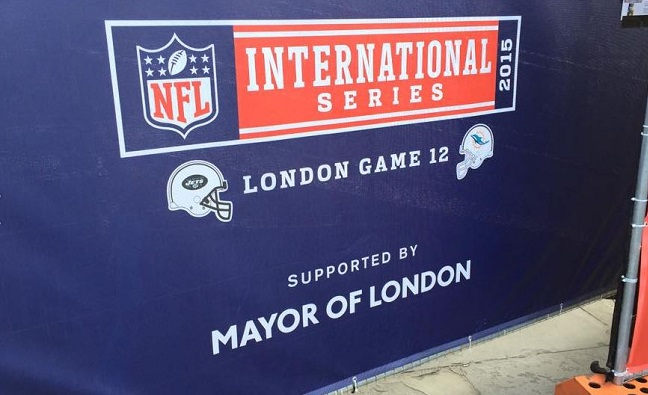 NFL international series 650
