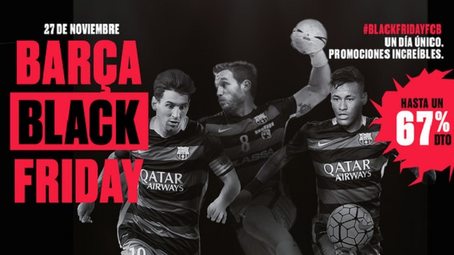 Black Friday Barça 650