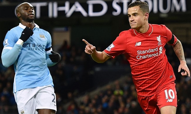 Liverpool Manchester City Coutinho 650