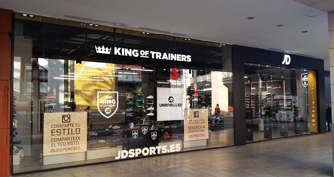 Segarra jd sports la clave est en la segmentaci n de - Centre comercial la maquinista ...