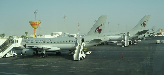 Qatar Airways 650