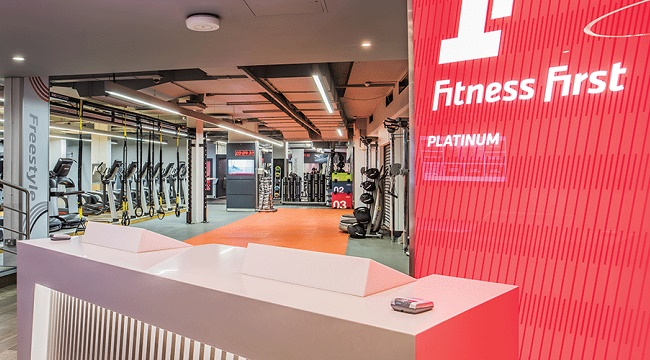 Fitness First Gimnasio 650