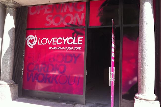 Love Cycle El Primer Estudio De Cycling Llega A Barcelona Palco23