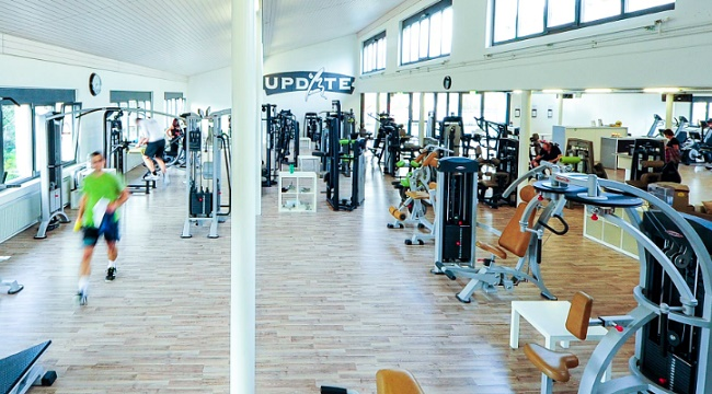 Update Fitness Suiza 650