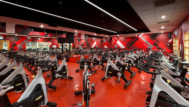 Virgin Active London 650