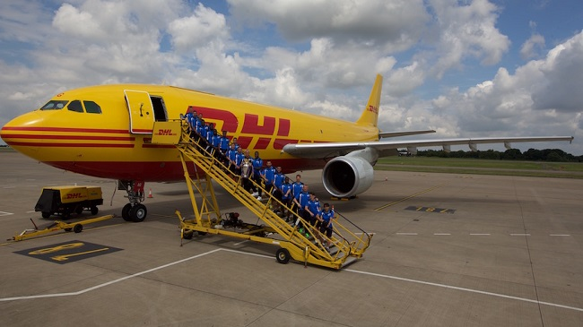 Leicester DHL 650