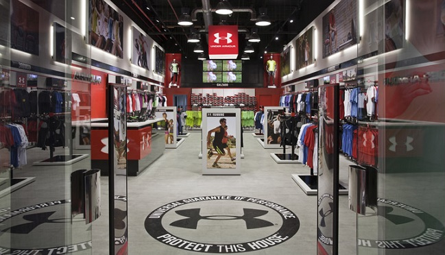 Under Armour outlet Madrid 650