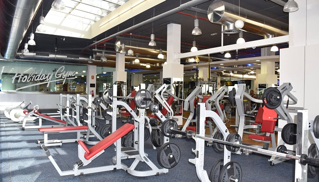 Holiday Gym Móstoles Fuensanta 650