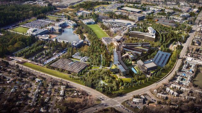 amistad Misterioso diente  Iberdrola 'se cuela' en la ampliación de la sede global de Nike | Palco23