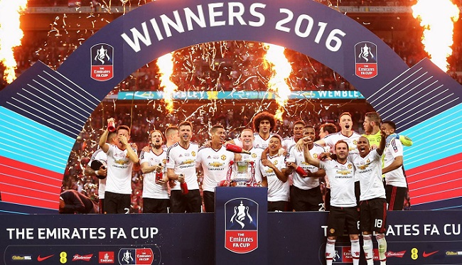 FA Cup Manchester United 650